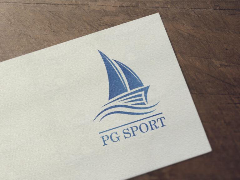 Дизайн на лого за PG SPORT